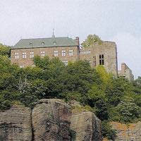 Heiraten im Bergfried der Burg Nideggen