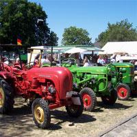Treckertreffen Echtz:13. Traktoren-u.Oldtimertreffen mit Übernachtung