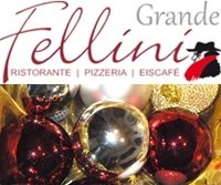 Weihnachtsbuffet bei Fellini