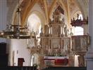 Kirchenführung in der Stadtkirche Lauenstein