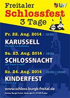 5.Freitaler Schlossfest