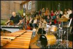 Faszination Musik - Hexenmeister R. Lukjanik m. Ensemle am Xylophon