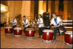 Faszination Musik - masa - daiko Japan. Trommelgruppe