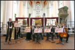Faszination Musik - Salonorchester des Fleurs Veronica der Lenz war da.