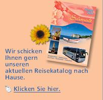Der Schmidt Reisekatalog f�r Zuhause.