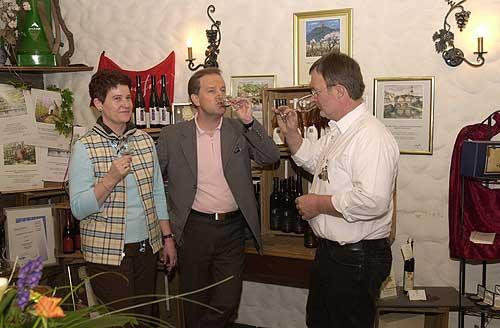 Weingüter, Weinkeller, Weinproben