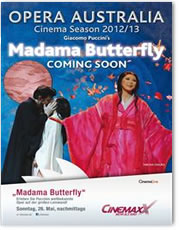 Event: Puccini - Madama Butterfly