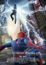THE AMAZING SPIDER-MAN 2: RISE OF ELECTR