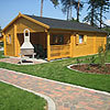 Ferienbungalows am Senftenberger See