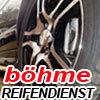 Reifendienst & Fahrzeughandel Böhme, Vetschau/Spreewald, Reifendienst
