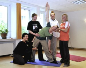 Ausbildung zum Yogalehrer / in durch BUGY