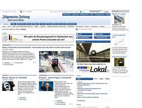 Allgemeine Zeitung Bad Kreuznach