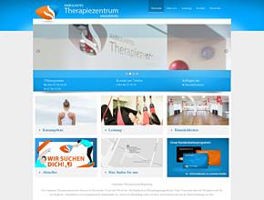 Internetauftritte von therapien in und um magdeburg