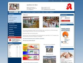 Internetauftritte von apotheken in und um magdeburg