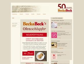 Bäckerei Heinrich Beck -  BeckaBeck