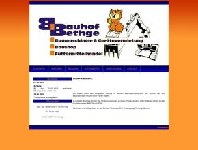 Bauhof-Bethge