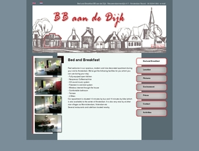 BB aan de Dijk Bed & Breakfast | kortverblijf - weekend Amsterdam
