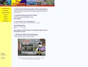 Berliner Autoglas - Handel & Sofortmontage