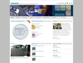EBNER Industrieofen-