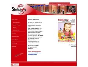 Einkaufszentrum Steilshoop