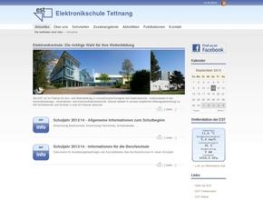 Elektronikschule Tettnang