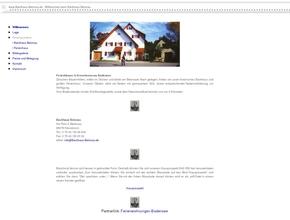 Ferienhaus Backhaus Betznau