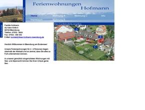 Ferienwohnungen Hofmann