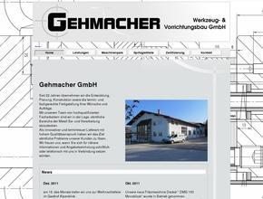 Gehmacher Werkzeug- u. Vorrichtungsbau GmbH