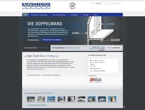 H. Katzenberger Beton- und
