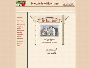 Hotel Krone - Ettenkirch