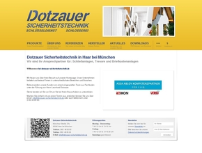 Josef Dotzauer Sicherheitstechnik