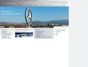 Mercedes-Benz Niederlassung Freiburg