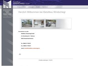 Metallbau Windschiegl GmbH