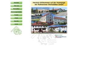 Rathenower Werkstätten Gemeinnützige GmbH