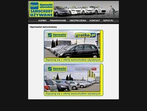 Szpot Sp. z o.o. Hipermarket Samochodowy