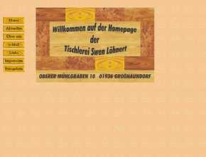 Tischlerei Swen Löhnert