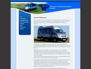 Transport & Personenfahrdienst F. Sobotka