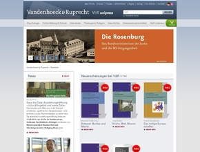 Vandenhoeck &amp; Ruprecht GmbH &amp; Co. KG