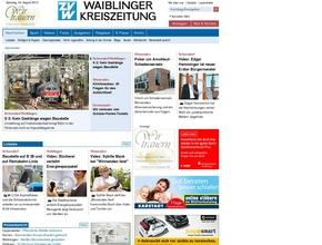 Waiblinger Zeitung  •   ZVW