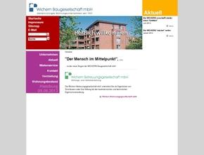 """""""WICHERN"""" Baugesellschaft m.b.H"""