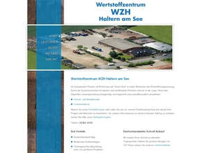 W.Z.H. Wertstoffzentrum Haltern, Schrott Ankauf Münster, Haltern und NRW