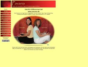 "Yogastudio Pavana  -  ""Im Ökozentrum"""