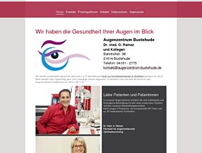 Augenarzt & Augenzentrum Buxtehude Dr. med. M. Osman Ramez