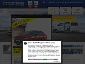 Autohaus Cordes GmbH & Co. KG
