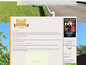 Flair Hotel Zur Eiche*** | Restaurant | Caf� | Biergarten | Tagungen | Events
