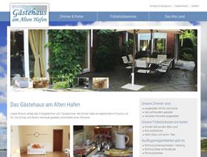G�stehaus am Alten Hafen im Alten Land | Ferienzimmer | N�he Hamburg