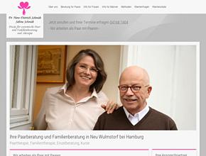 Praxis f�r systemische Paar- und Familienberatung und �therapie bei Hamburg