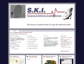 S.K.I. - Kampeerauto Elektronica & Satelliet Techniek
